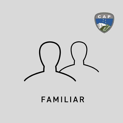 Categoria Familiar - Anuidade
