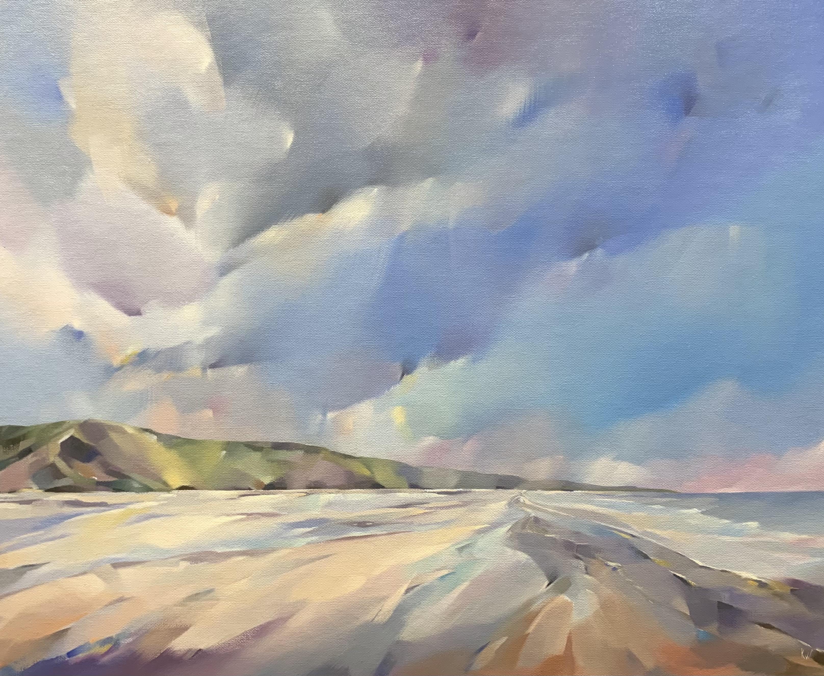 A Peaceful Saltburn by the Sea