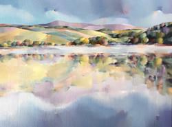 Swinsty Reservoir Reflections