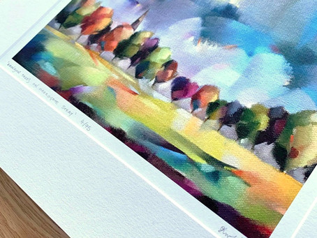 Giclee printing and what that means!