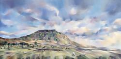 Ingleborough Panorama