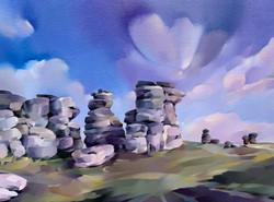 Brimham Rocks, Stillness