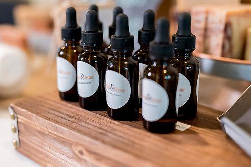 Sandalwood Vanilla Beard Oil