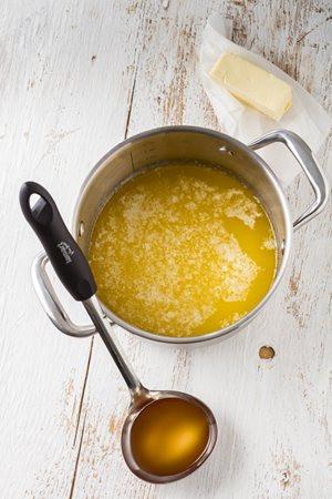 Čím nahradit máslo?