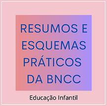 Resumo e Esquemas Práticos da BNCC