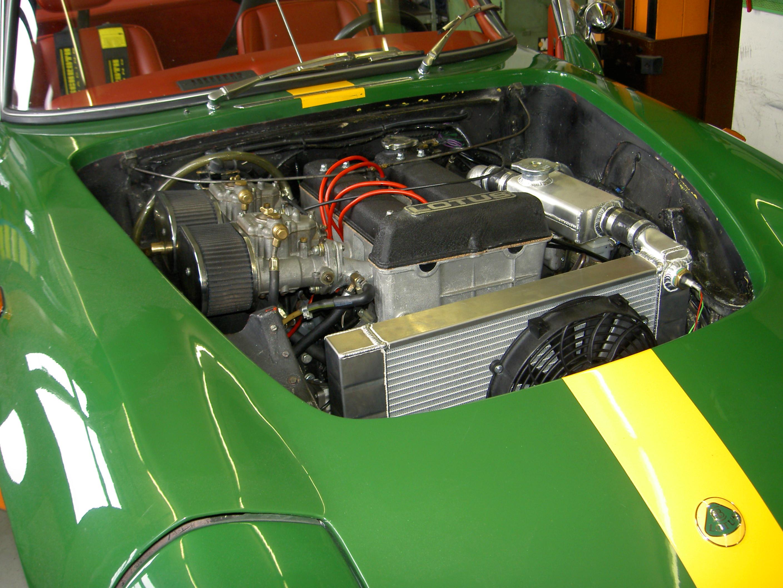 Lotus Elan S4 (1969)