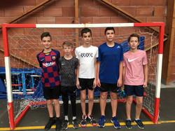 Futsal Minimes Garçons