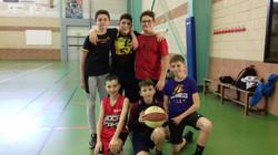 Equipe Basket BG