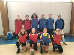 Futsal Minimes Filles