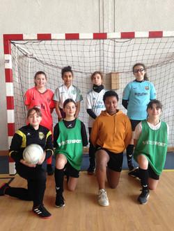 Benjamines Futsal