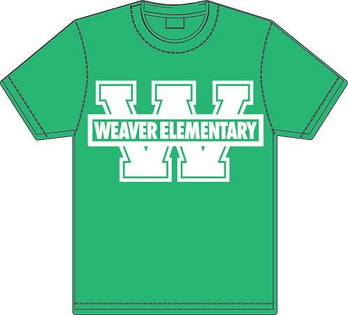 3rd Grade Irish Green Tee Shirt