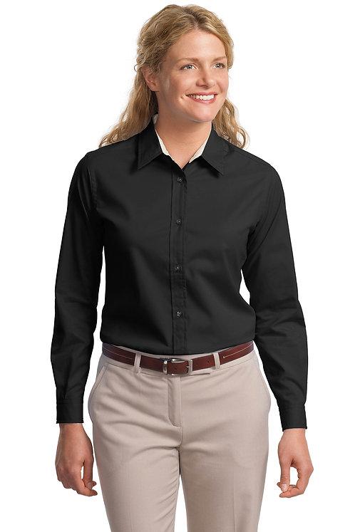L608LSB Port Authority Ladies Long Sleeve Shirt