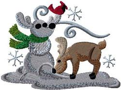 f7638 Snowpal Moose
