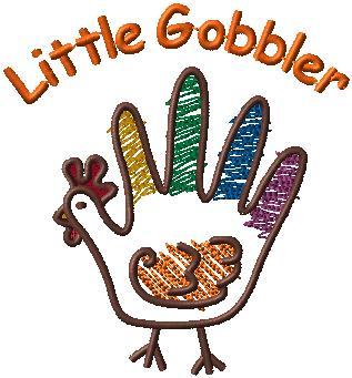 427301 Little Gobbler