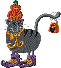 421701 Pumpkin Cat