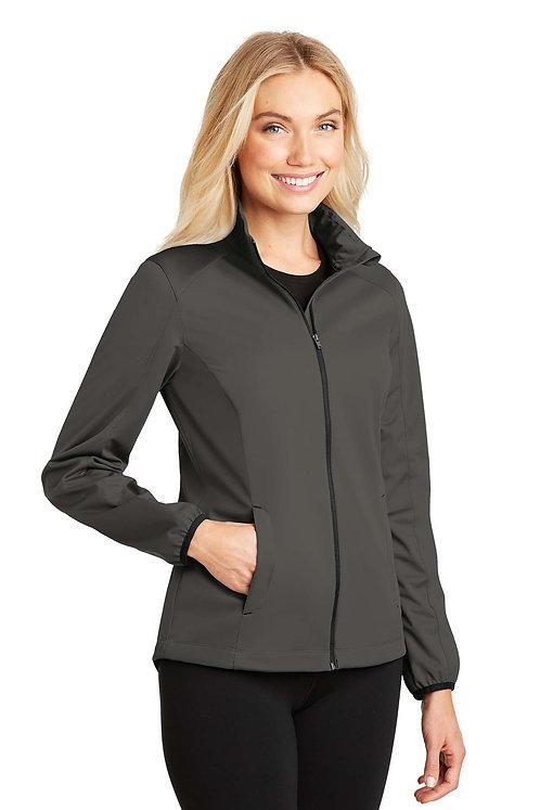 L717 Ladies Soft Shell Jacket