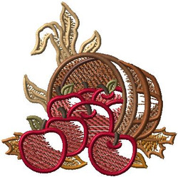 481261 Autumn Apple Bushel