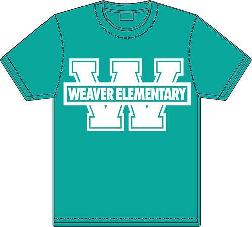 Kindergarten Jade Tee Shirt