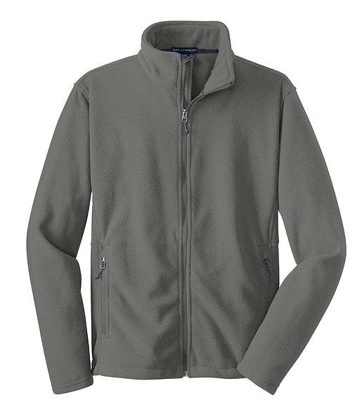 F217 Men's Fleece Jacket w/Wolverine Logo