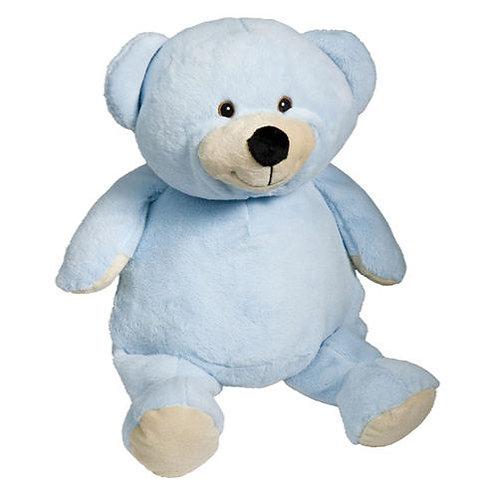 Blue Bear Cubbie