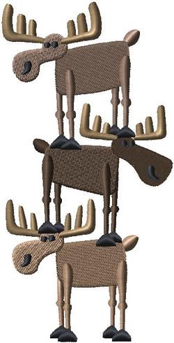 G5385 Moose Stack