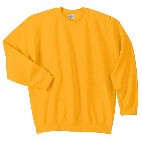 18000 Gildan Crewneck Sweatshirt w/Carver Text Logo