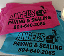 Angels Ladies Tees