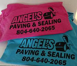 Angels Ladies Tees