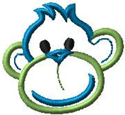 339301 Monkey Head