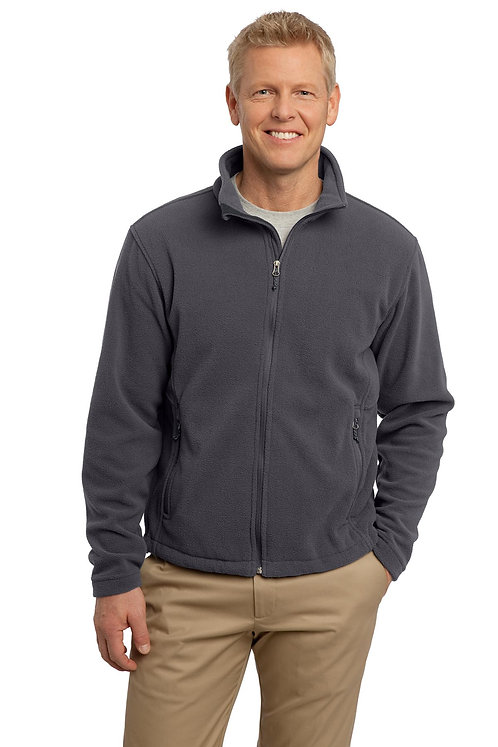 TLF217 Port Authority® Tall Value Fleece Jacket