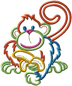 339301 Medium Monkey