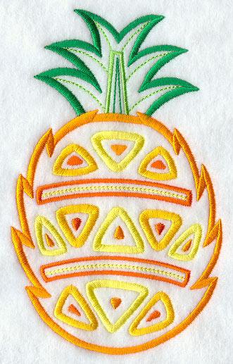 F4515 Mola Pineapple