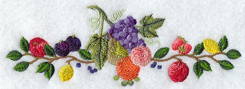 K1474 Fruit Border