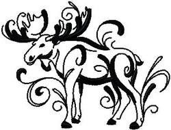 l6934 Ink Moose
