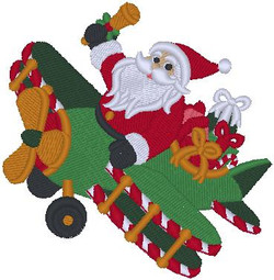 G7369 Santas Plane