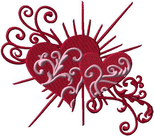 438171 Hearts