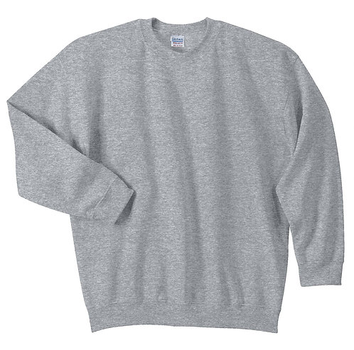 18000 Gildan Crewneck Sweatshirt w/Wolverine Logo