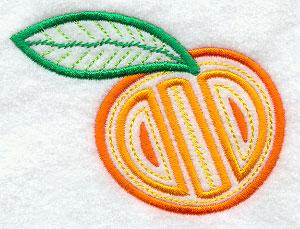 F4506 Mola Orange