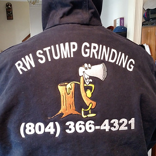 RW Stump Grinding