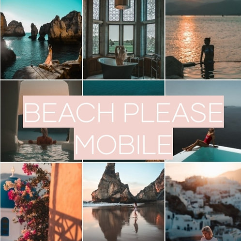 Beach Please Mobile