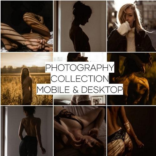 Photography Mobile & Desktop