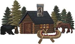 132851 Moose Cabin