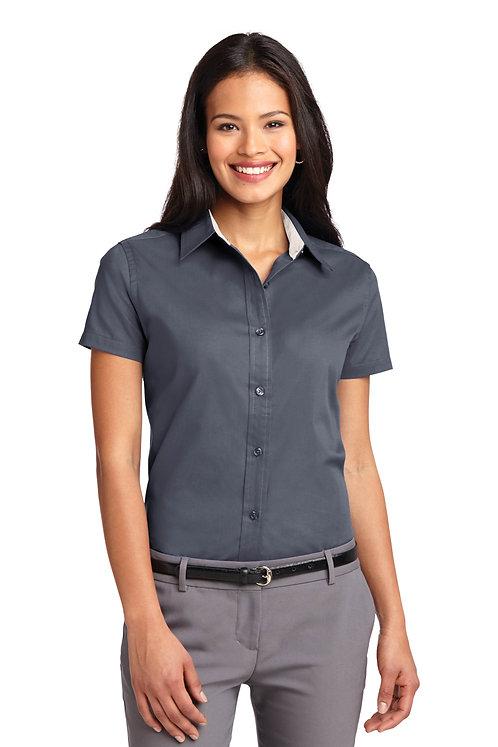 L508LSB Port Authority Ladies Short Sleeve Shirt