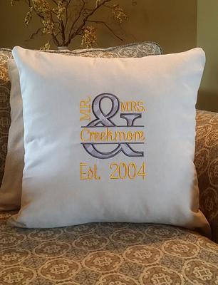 """18"""" Linen Blend Pillow Cover"""