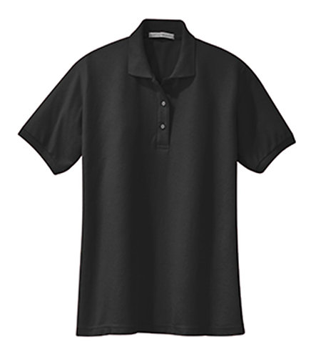 #L500 Port Authority® Ladies Silk Touch™ Polo
