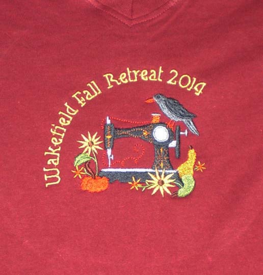 Quilt Retreat Tee