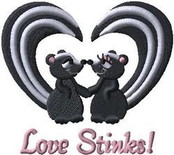 166091 Love Stinks