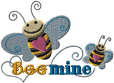 f8613 Bee Mine