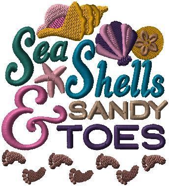 J9326 Sandy Toes.