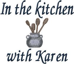 Karen Apron